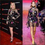 "Dakota Fanning  In Elie Saab At  ""Save the Children ""Illumination Gala in New York"