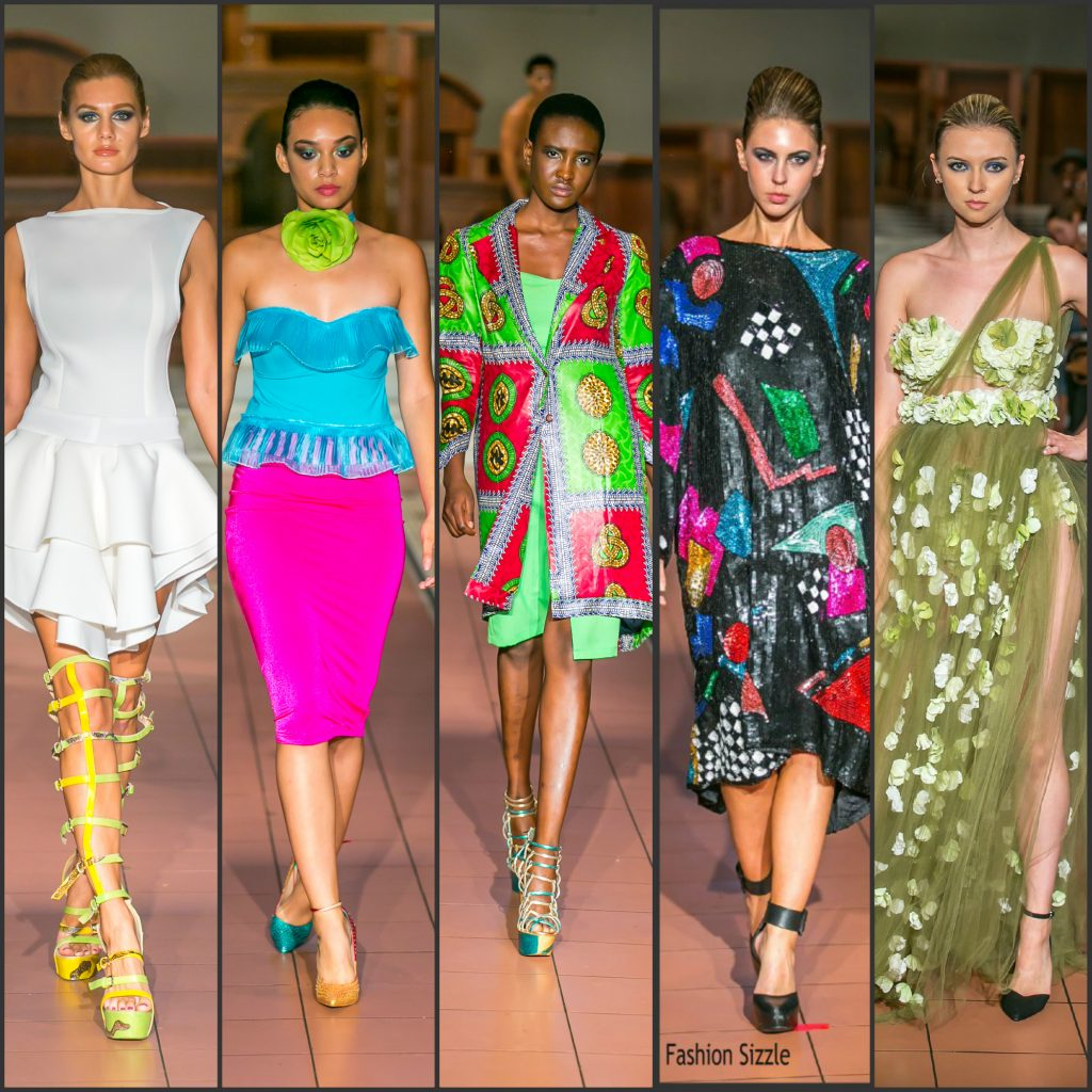 Emerging Designers Showcases At Fashion Sizzle Nyfw 2016 Fashionsizzle