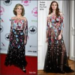 Jane Fonda  In Zuhair Murad At The 2016 Carousel of Hope Ball