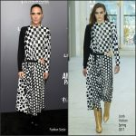 "Jennifer Connelly In Louis Vuitton  At  ""American Pastoral"" LA Premiere"