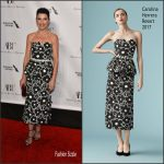 Julianna Margulies   In Carolina Herrera At American Ballet Theater 2016 Fall  Gala
