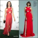 Juliette Lewis  In Thai Nguyen Atelier  At 2016 ELLE Women in Hollywood Awards