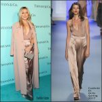 Kate Hudson  In Cushnie Et Ochs At the Tiffany & Co Store Renovation  LA Unveiling