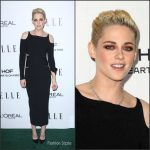 Kristen Stewart  In Roberto Cavalli  At 2016 ELLE Women in Hollywood Awards