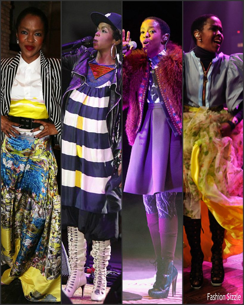 Lauryn Hill Fashion Style Fashionsizzle