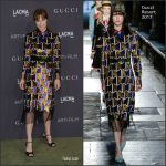 Makenzie Leigh  In Gucci  At The LACMA ART + FILM GALA
