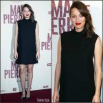 "Marion  Cotillard  In Christian Dior  At The  'From The Land Of The Moon"" Paris Premiere"