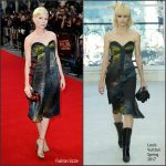 """Michelle Williams  In Louis Vuitton  At BFI London Film Festival """" Manchester By The Sea """"Premiere BFI London Film Festival"""