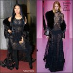 Nicky Minaj  In Givenchy Couture at 2016  Fashion Group  International Night Of Stars Gala