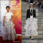 Ruth Negga In Chanel At  Loving Film Premiere at the  Mill Valley Film Festival