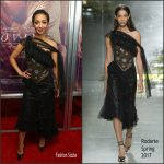 Ruth Negga  In Rodarte At  Loving Movie New York Premiere