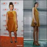 Sarah Hyland  In Antonio Grimaldi  At  The  ASPCA's Los Angeles Benefit