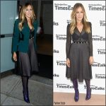 Sarah Jessica Parker   At  Times Talks With Sarah Jessica Parker Session
