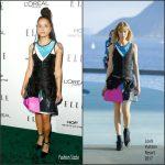 Sasha Lane  In Louis Vuitton   At 2016 ELLE Women in Hollywood Awards