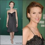 Scarlett Johansson  In Mayle  At  2016 Variety's Power Of Women luncheon