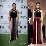 Shailene Woodley  In Lanvin  AT The  26TH Annual  EMA Awards