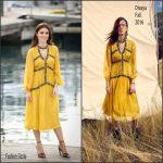 Shiri Appleby In Disaya  At Unreal  Photocall  At  2016  MIPCOM In Cannes