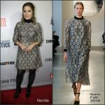 Sophia Bush  In Suno  At NBC's 'Chicago' Series Press Day