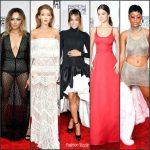 2016 American Music Awards Redcarpet