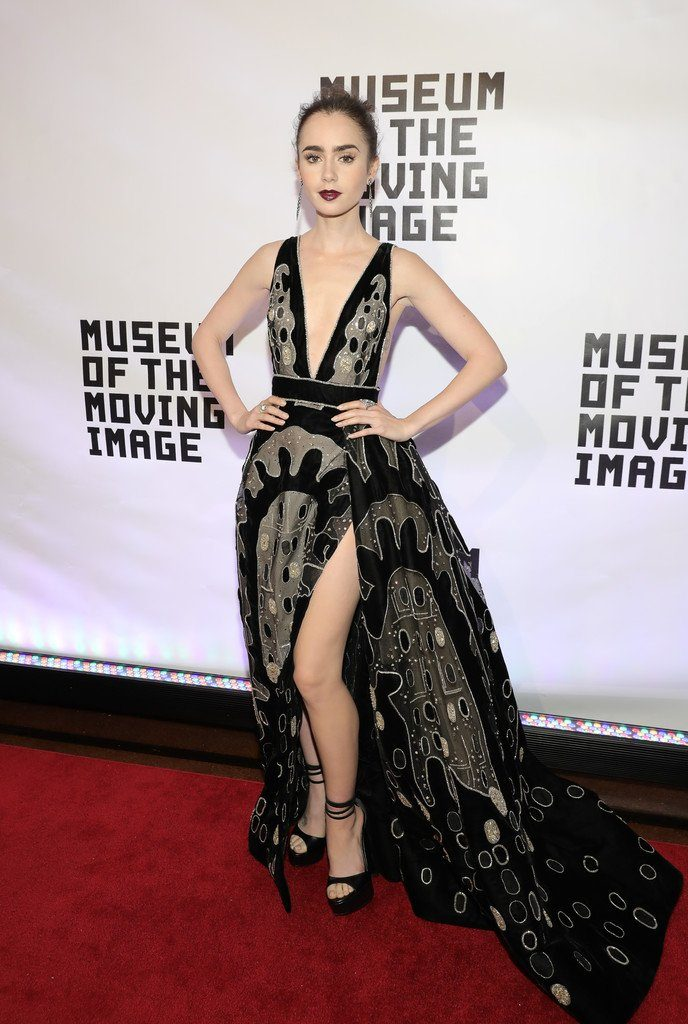 lily-collins-in-elie-saab-at-museum-of-the-moving-image-30th-annual-salute