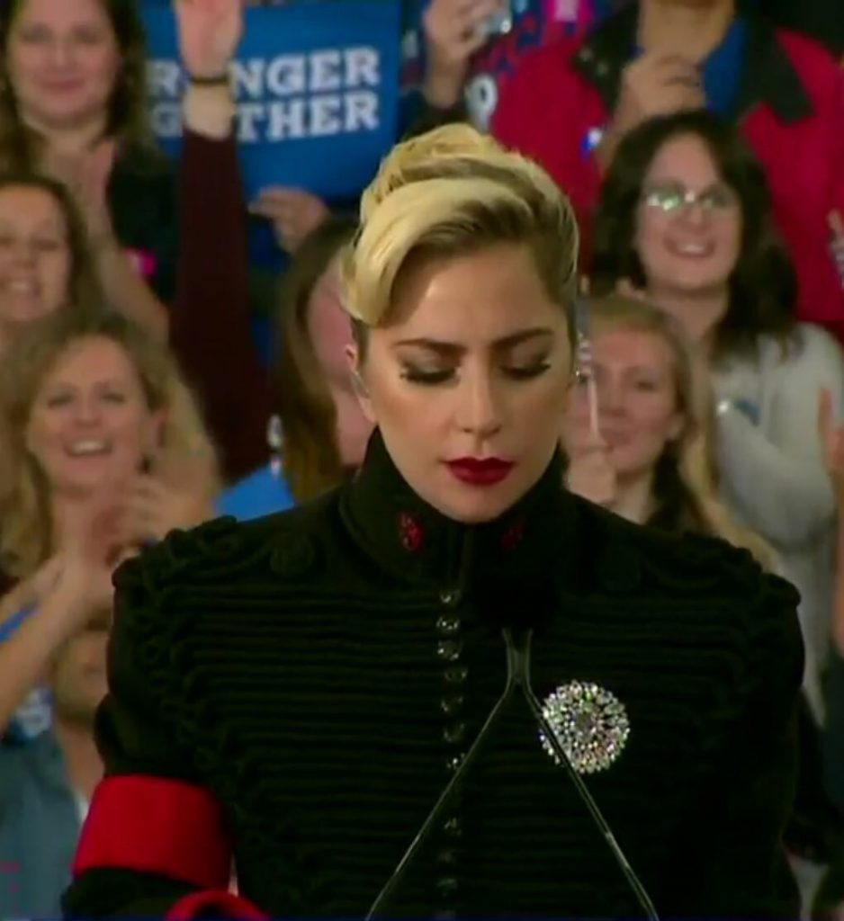 lady-gaga-wears-michael-jackson-jacket-to-final-hillary-clinton-rally-before-election