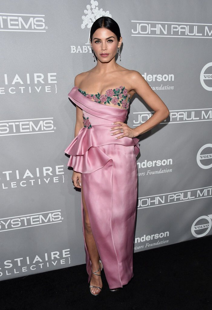 Jenna Dewan-Tatum -Marchesa-2016 -Baby -2- Baby- Gala- Redcarpet
