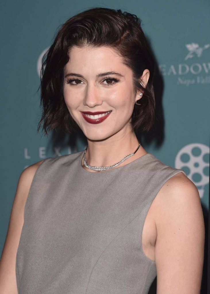 Mary Elizabeth Winstead In Adeam At The 2016 Napa Valley Film Festival Gala