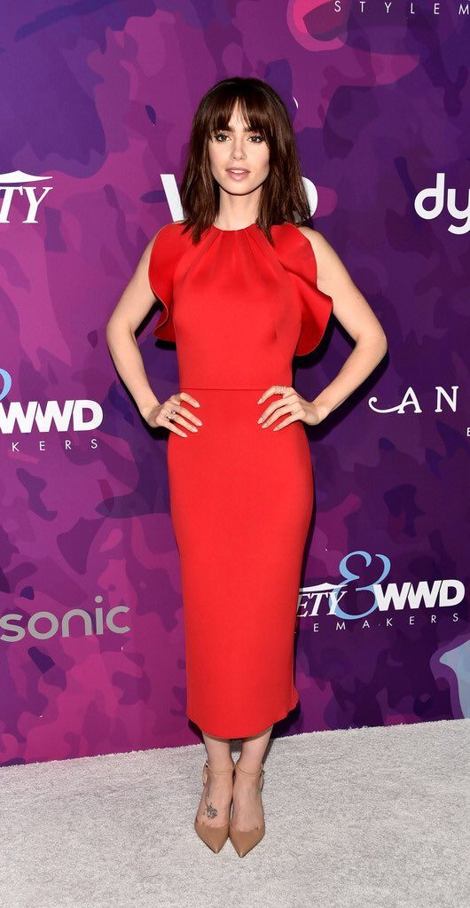 lily-collins-in-gauriand-nainika-at-the-2016-stylemakers-awards