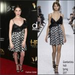 Anna Kendrick  In Giambattista Valli At Hollywood Film Awards