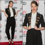 Anya Taylor Joy  In Dolce Gabbana At AFIFEST 2016 Split Movie Premiere
