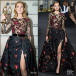 Celine Dion  In Elie Saab  At ADISQ 2016 Gala