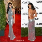 Chanel Iman  In KaufmanFranco  At Glamour Women Of The Year 2016