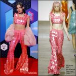 Charli XCX  In House of Holland At The 2016 MTV Europe Music Awards