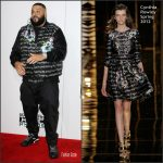 DJ Khaled  In Cynthia Rowley  At The 2016 American Music Awards