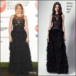 Ellie Goulding  In Ermanno Scervino  At Charity Event At Kensington Palace