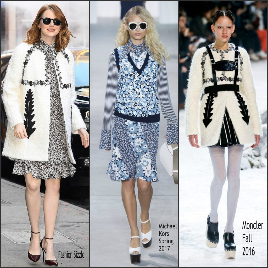 Celebrities wearing michael kors in 2016 fashionsizzle for Tile fashion 2016