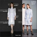 "Felicity Jones  In Erdem  At Rogue One: A Star Wars Story"" Mexico Photocall"