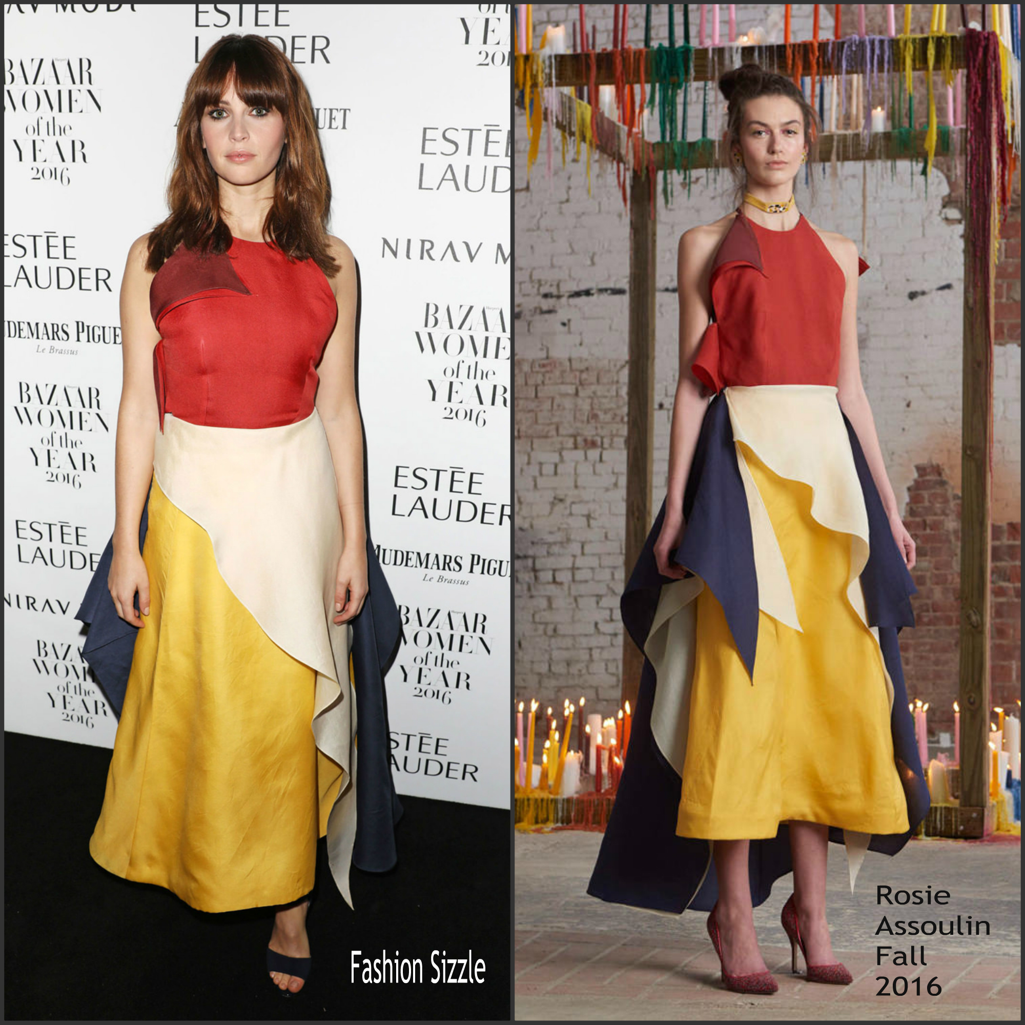 felicity-jones-in-rosie-assoulin-at-the-2016-harpers-bazzar-women-of-the-yearawards