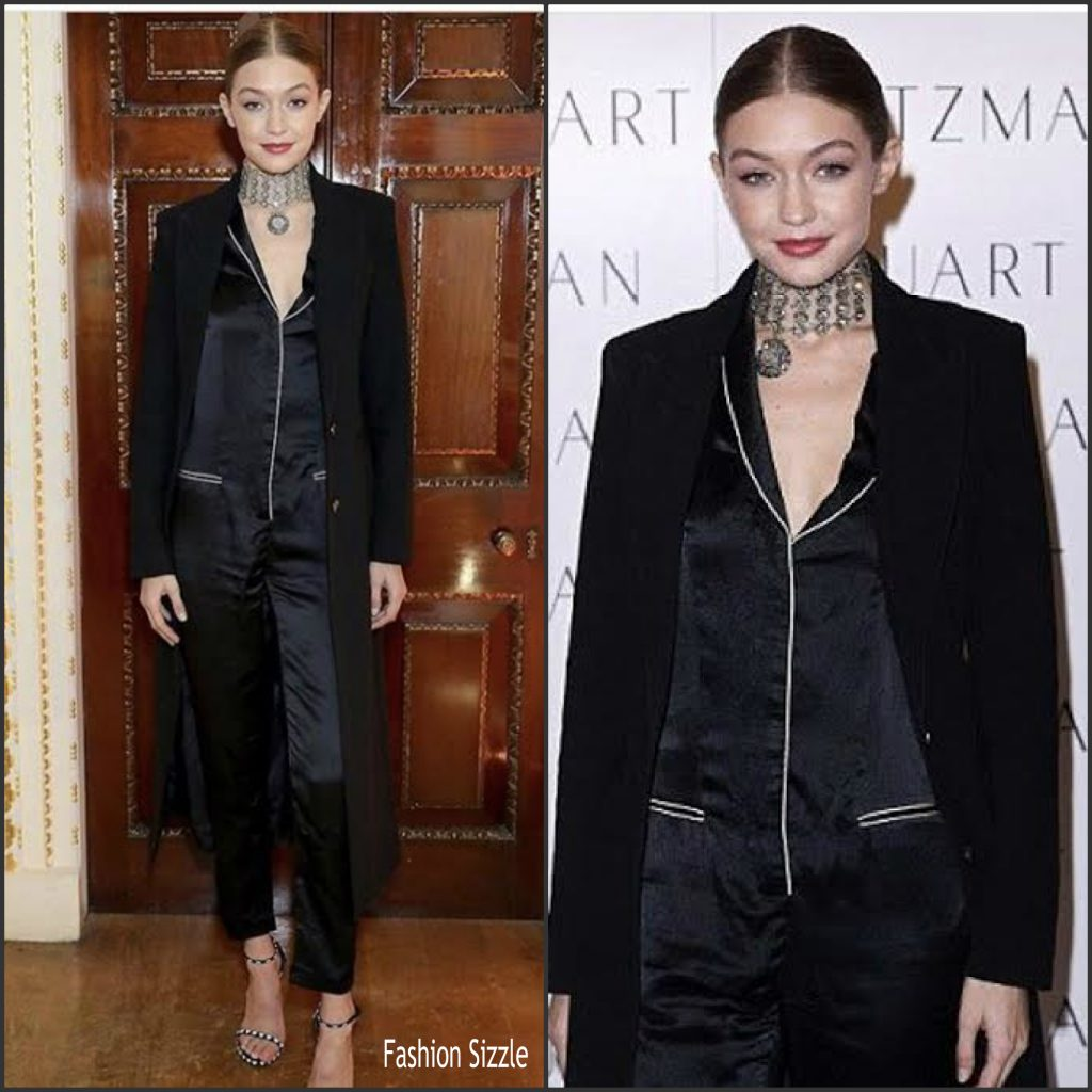 gigi-hadid-in-fleur-du-mal-pajama-jumpsuit-at-stuart-weitzman-vip-dinner-in-london-1024×1024