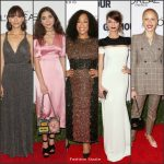 Glamour Women Of The Year 2016 Redcarpet RoundUp