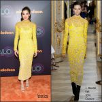 Hailee Steinfeld  In J Mendel At The  2016 Halo Awards