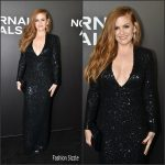 Isla Fisher In Tom Ford  At The Nocturnal Animals New York Premiere