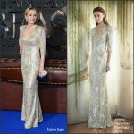 "J.K. Rowling In Jenny Packham  At London "" Fantastic Beasts"" Premiere"