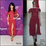 Jenna Dewan-Tatum  In Prabal Gurung At The 2016  StyleMakers Awards