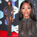Jourdan Dunn In Balmain At The 2016 MTV Europe Music Awards