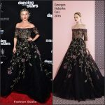 Julianne Hough  In Georges Hobeika  At  Dancing With the Stars Season 23 Finale