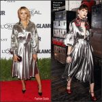 Kat Graham  In Victoria Hayes At Glamour Women Of The Year 2016