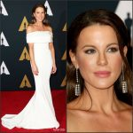 Kate Beckinsale  In Pamella Roland At The 2016 Governors Awards