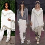 Kelly Rowland In Baja East At The 2016 CFDA/Vogue Fashion Fund Awards