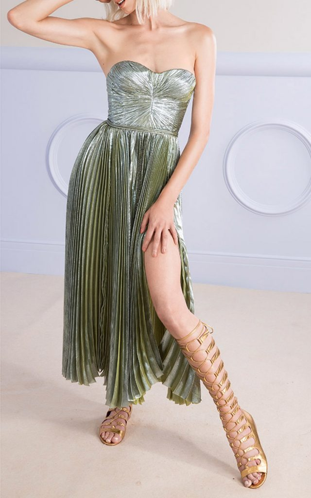 maria-lucia-hohan-metallic-strapless-loli-dress